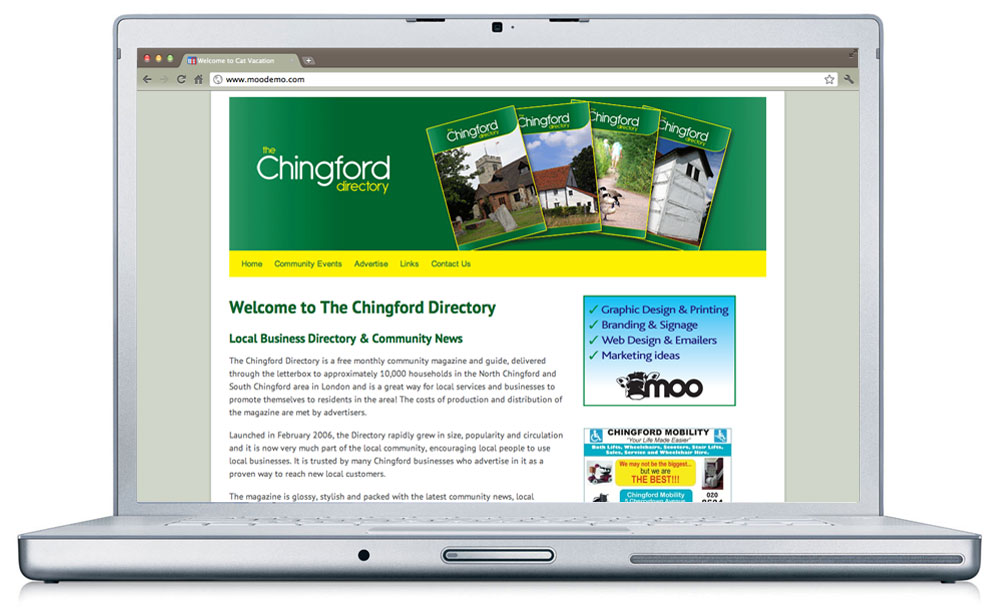 Chingford Directory